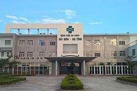 Bệnh Viện Đa Khoa Sài Gòn - Hà Tĩnh