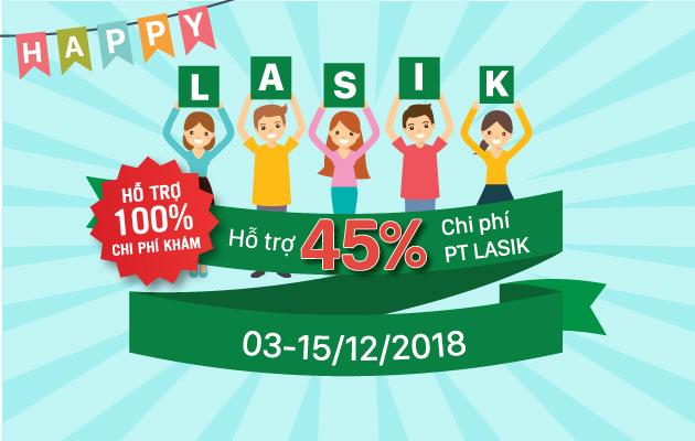 happy lasik 2018