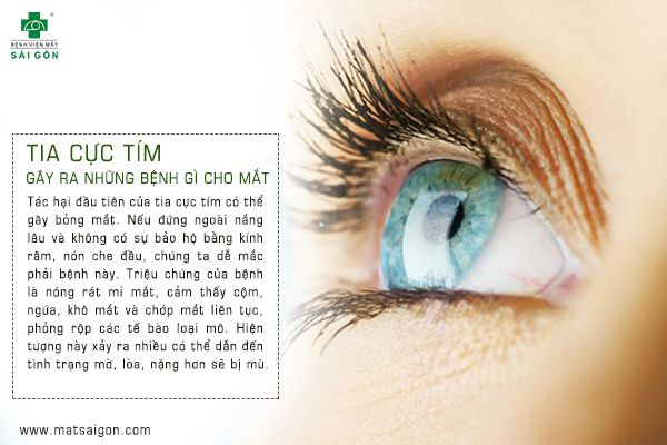 Tia cực tím có ảnh hưởng như thế nào đến mắt của bạn-1