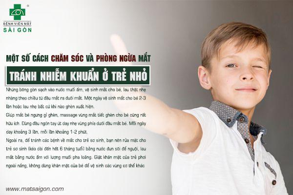 Một số bệnh nhiễm khuẩn mắt thường gặp ở trẻ em-3
