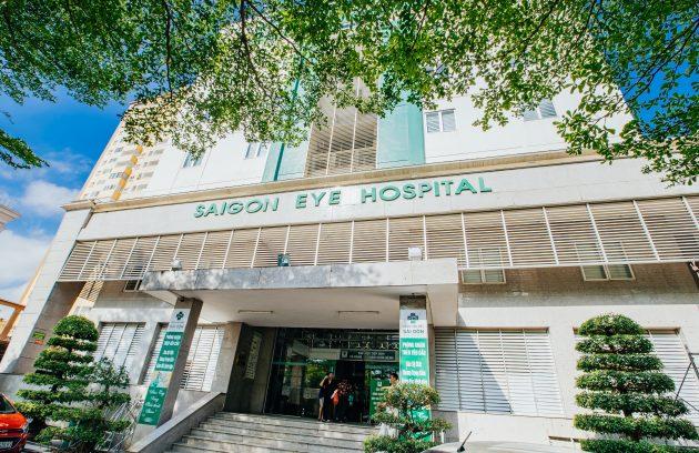 Bệnh Viện Mắt Sài Gòn Vinh