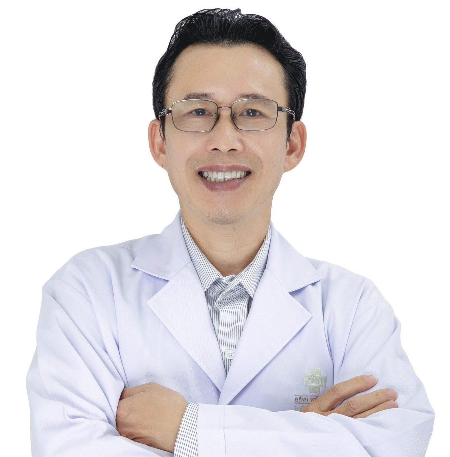 BS CKII Tăng Hồng Châu