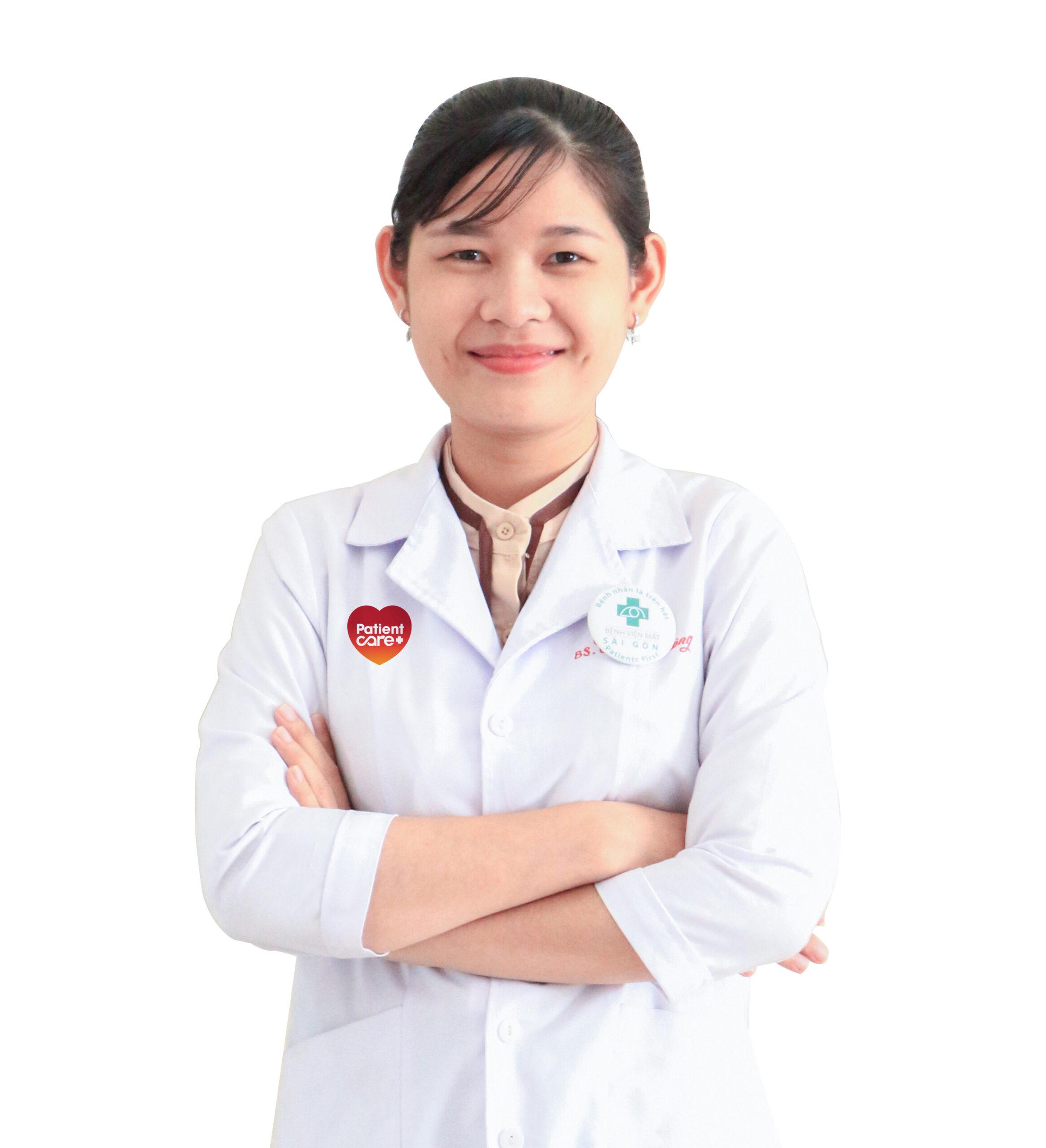 BS Trần Huỳnh Thanh Phương