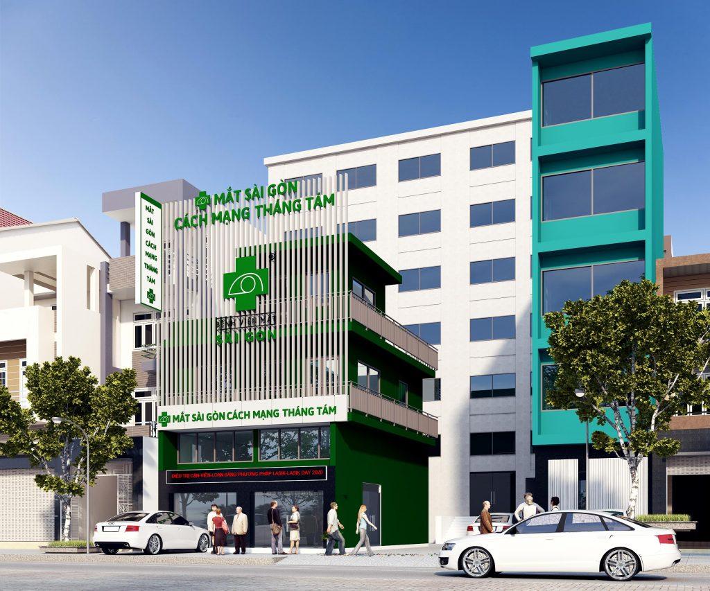 Bệnh Viện Đa Khoa Mắt Sài Gòn