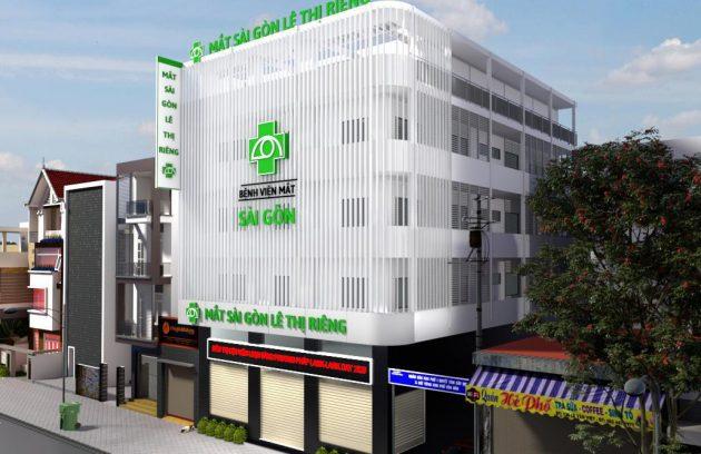 Bệnh viện Mắt Sài Gòn II