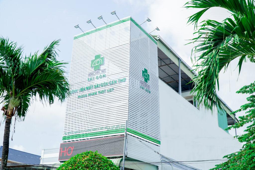 Chúc Mừng Khai Trương Phòng Khám Thốt Nốt (Trực Thuộc BV Mắt Sài Gòn Cần Thơ)