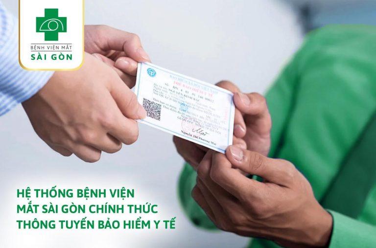 Thông tin Bảo hiểm Bệnh viện Mắt Sài Gòn