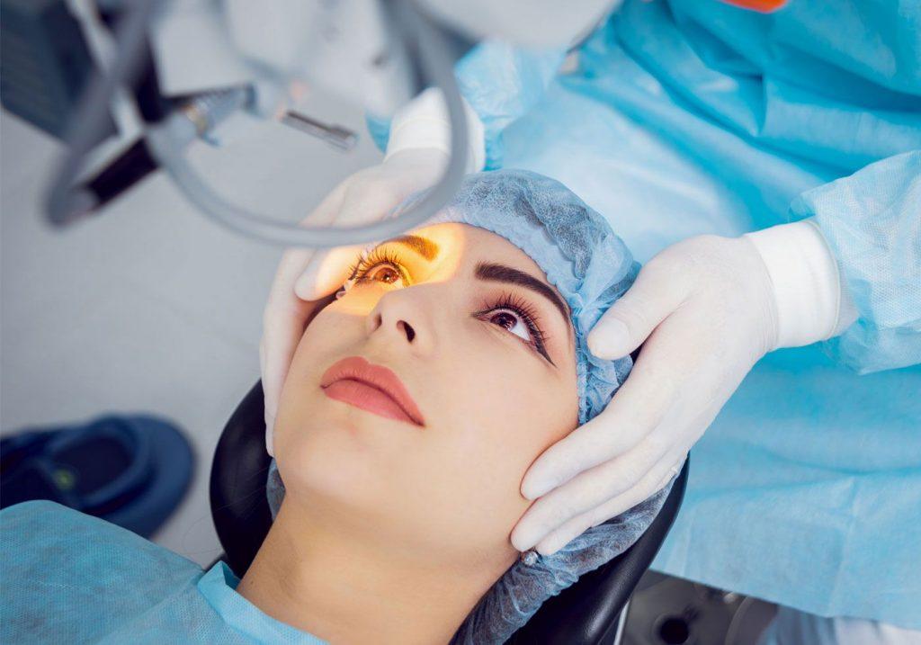 Nguy cơ mù lòa khi không điều trị đục thủy tinh thể