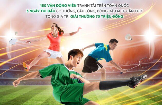 Tưng bừng chào đón Hội thao MSG chào mừng 17 năm thành lập Tập đoàn Y Khoa Sài Gòn
