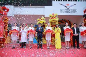 Khai trương trung tâm nhãn khoa EGLE EYE CENTRE Việt Nam