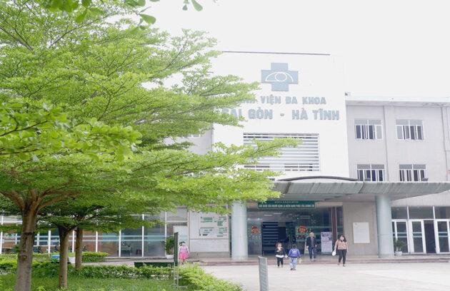 Bệnh Viện Đa khoa Sài Gòn Hà Tĩnh