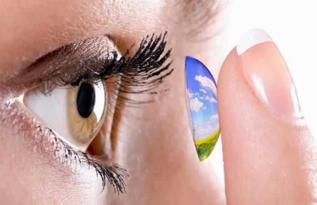 9 lưu ý quan trọng khi sử dụng kính áp tròng