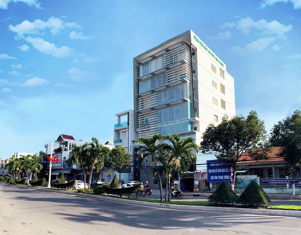 Bệnh Viện Mắt Sài Gòn Nha Trang