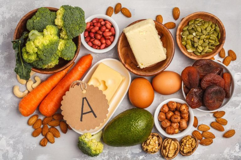 Vitamin A và vai trò quan trọng đối với thị lực