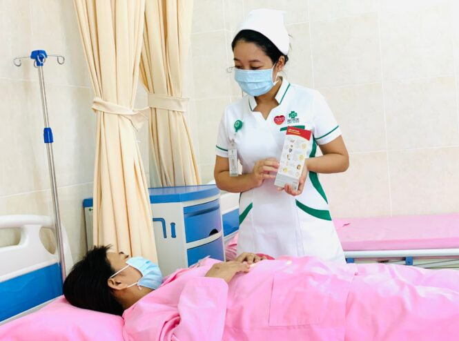 An toàn người bệnh là mục tiêu hàng đầu của Tập đoàn Y khoa Sài Gòn